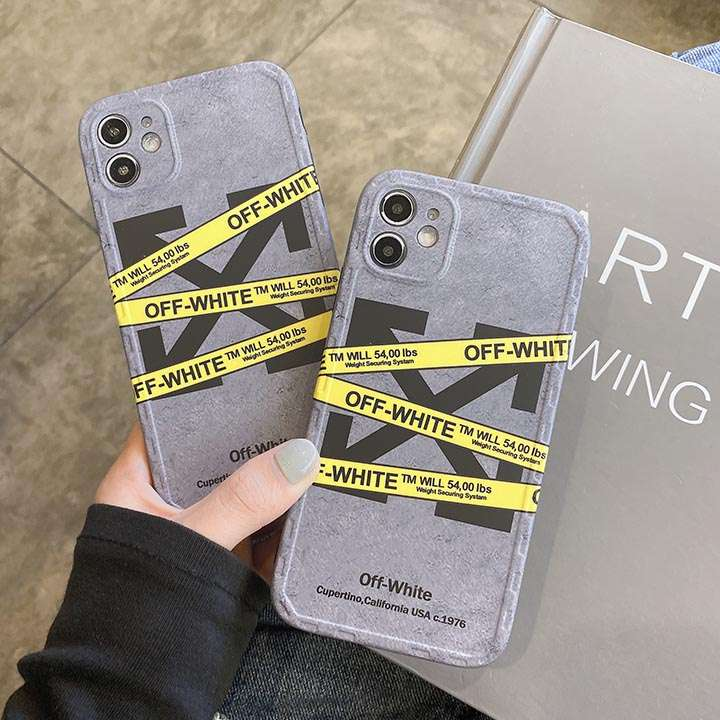 off white iphoneケース